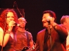 Gab + Karo mit den Rocklegenden